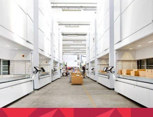 Digitalizzare il magazzino aziendale: l'integrazione tra magazzini automatici e software gestionale