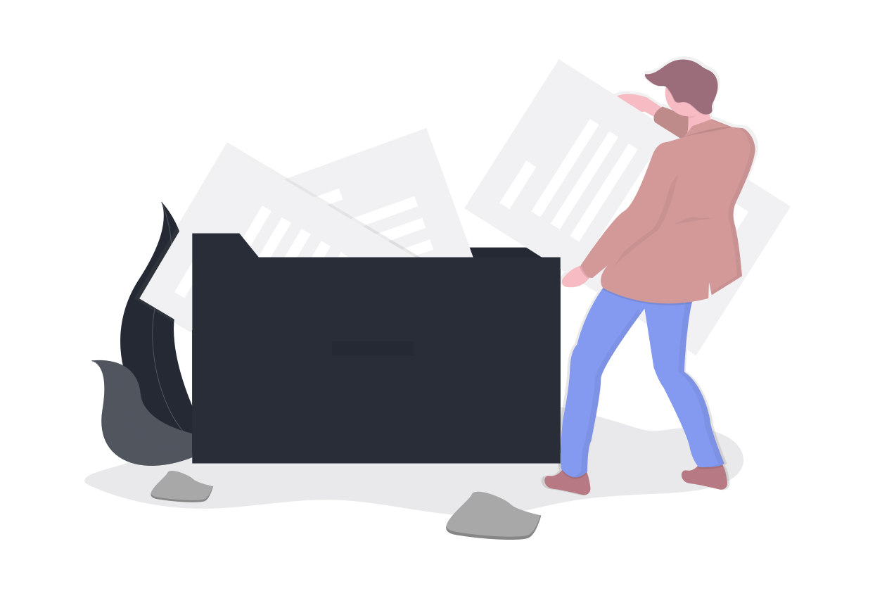 archiviazione e gestione documenti